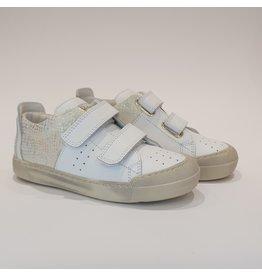 Naturino sneaker velcro white platinum