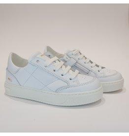 Morelli sneaker wit mono
