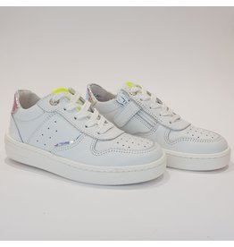 RedRag sneaker laag wit parelmour