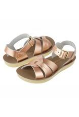 Salt Water Sandals swimmer rosé-gold