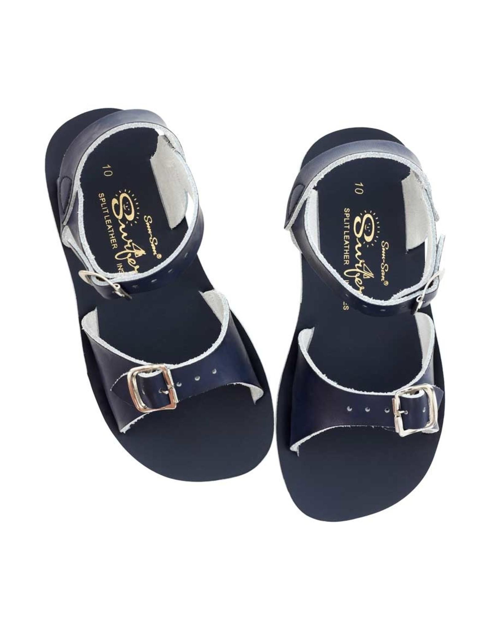 Salt Water Sandals surfer navy