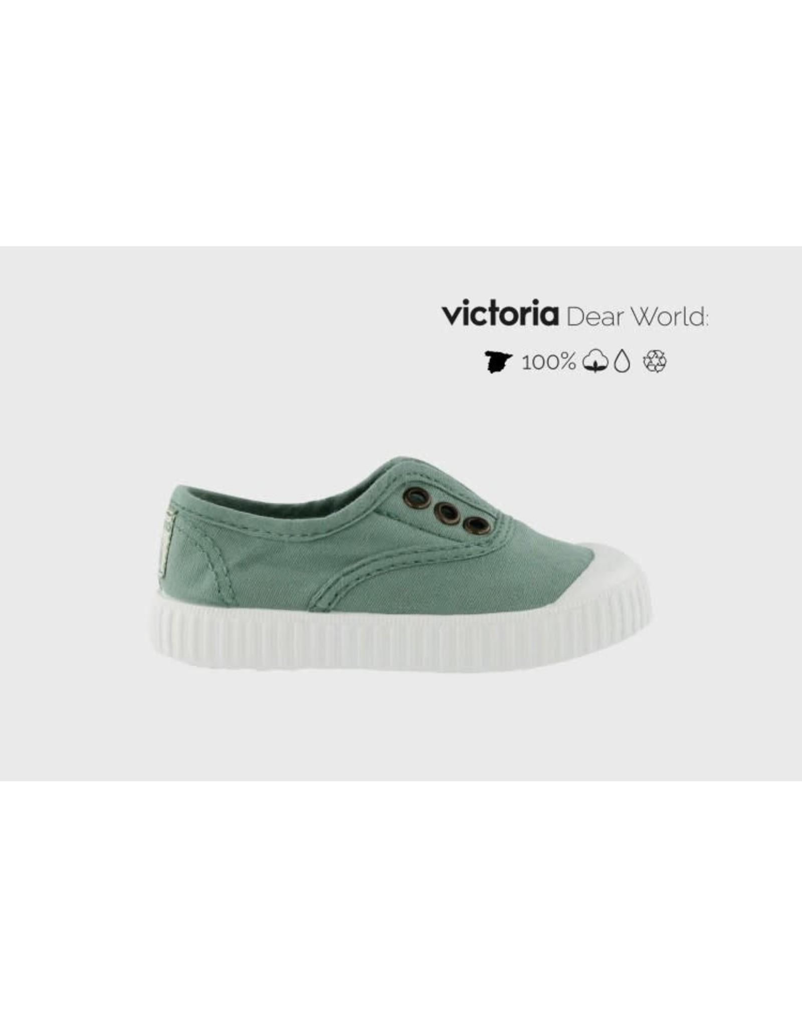 Victoria loafer jade