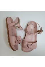 Andrea Morelli Sandaal roze strik