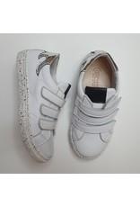 Panda sneaker velcro low white
