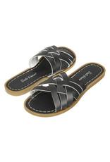 Salt Water Sandals retro slide black