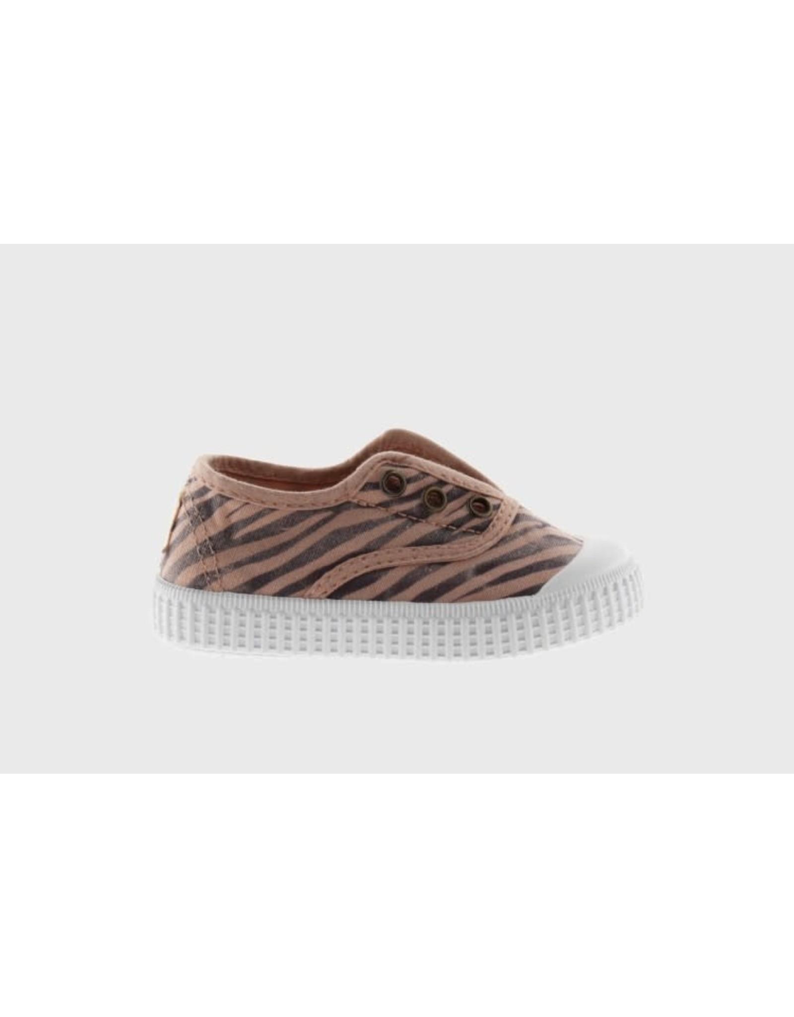 Victoria loafer ballet stripes