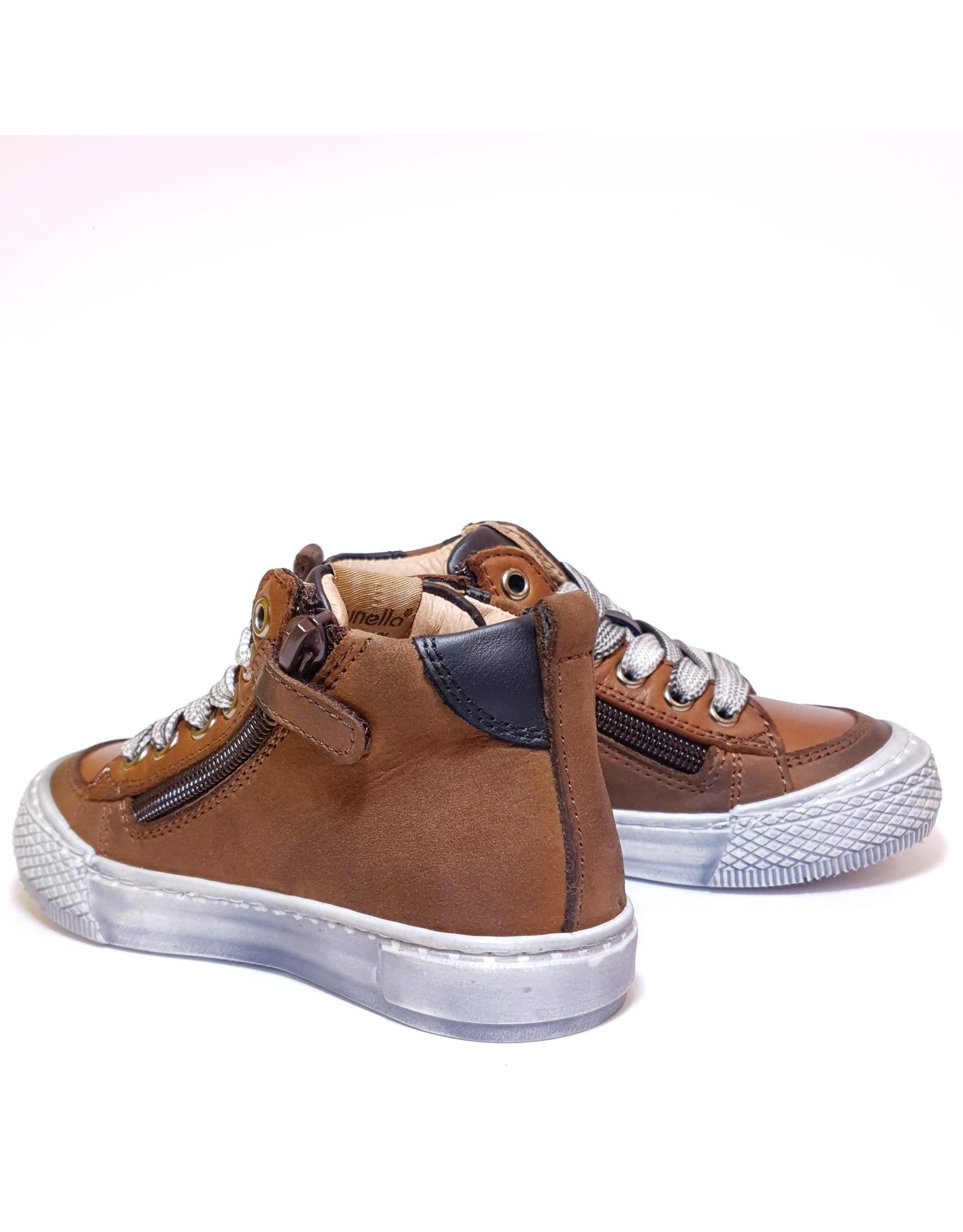 Lunella sneaker cognac XO
