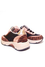 Rondinella runner bruin/zalm