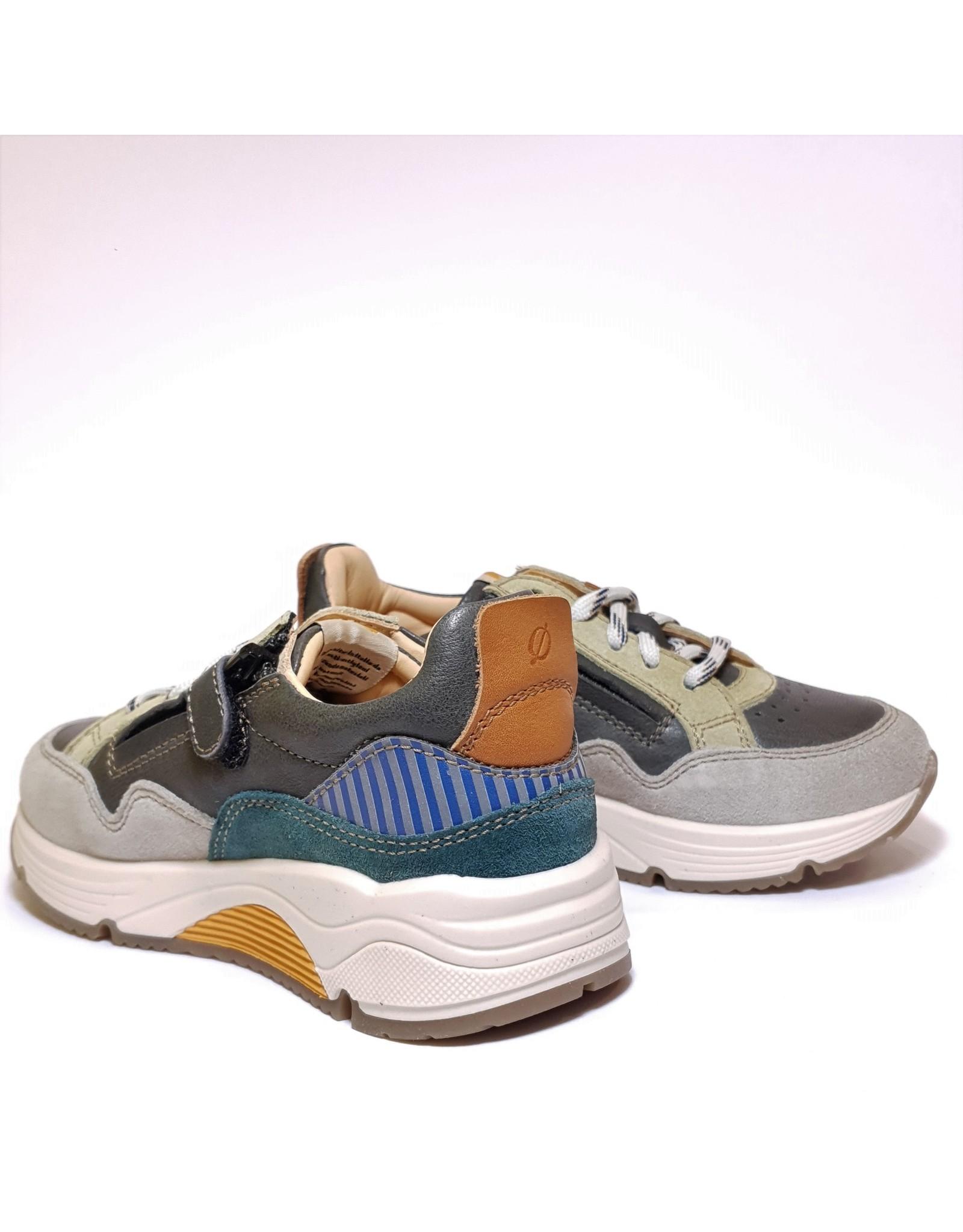 Ocra runner multi grey