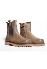 Ocra boots cognac brushed
