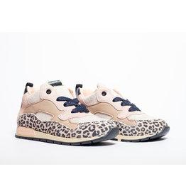 Rondinella runner mini roze/leopard