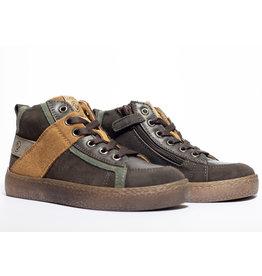 Lunella sneaker donker bruin