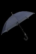 FRESK paraplu indigo dots