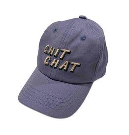 Cos I Said So cap blauw CHIT CHAT