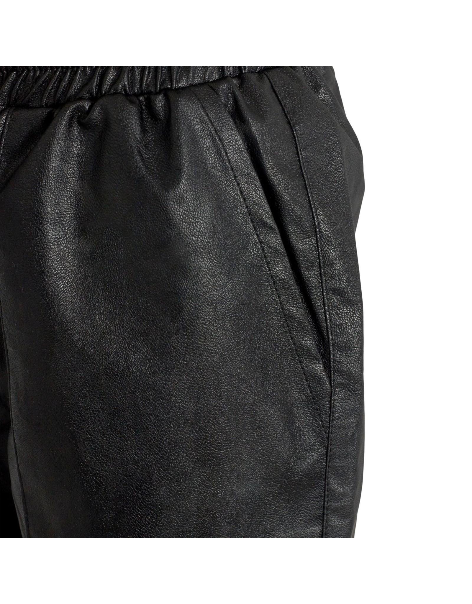 Petit by Sofie Schnoor Leather look pants