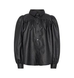 Petit by Sofie Schnoor leather look hemd