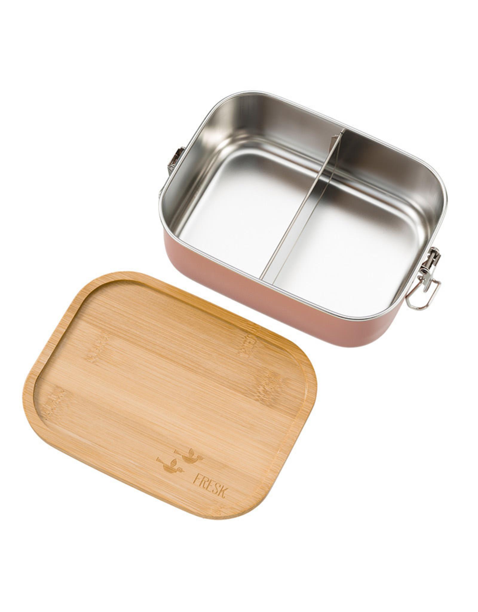FRESK lunchbox ash rose