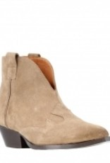 Tango Shoes Enkellaarsjes  by Tango Shoes - taupe
