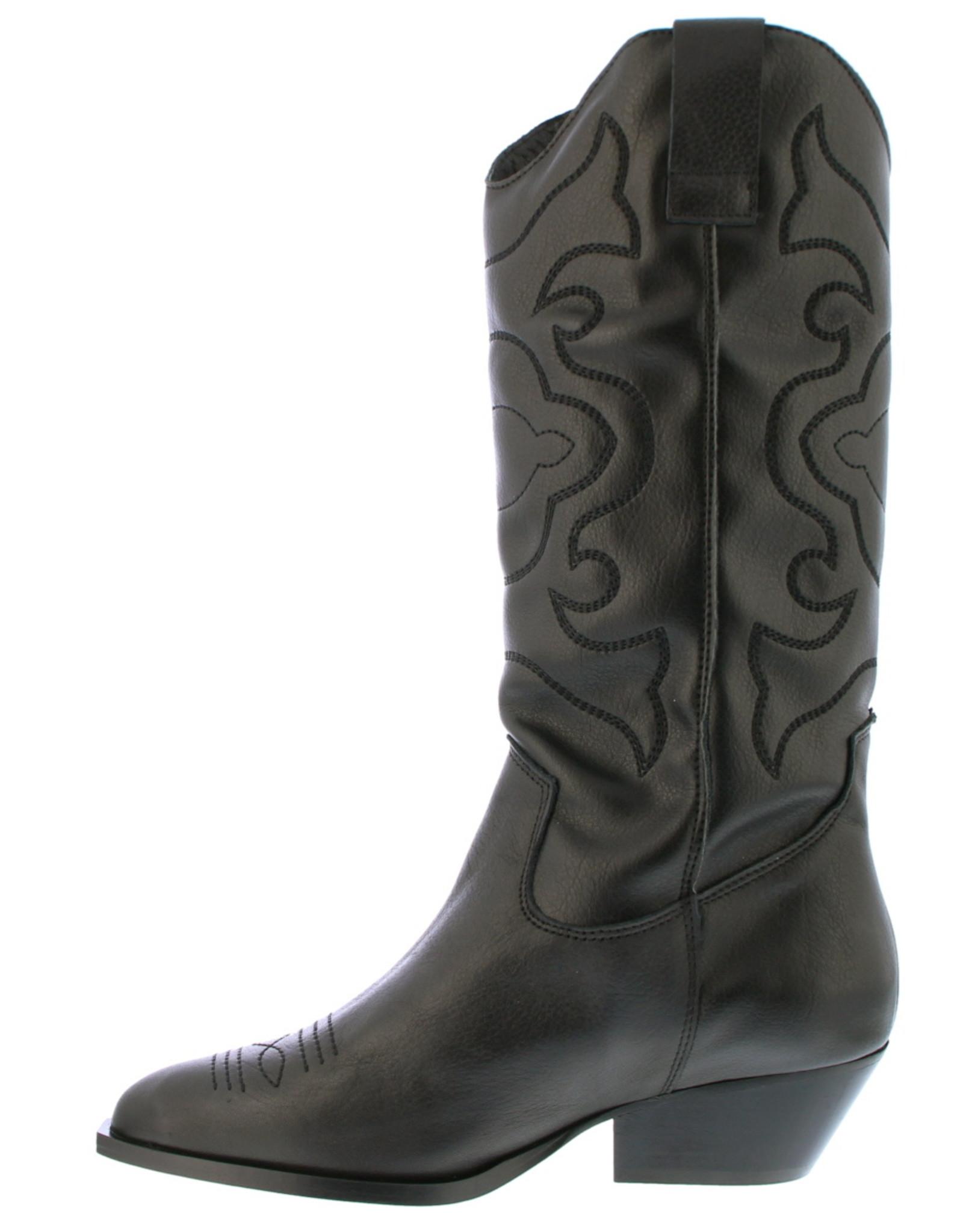 Tango Shoes Cowboy boots - 100% leather - zwart