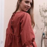 Andy & Lucy Camini Blouse Roest