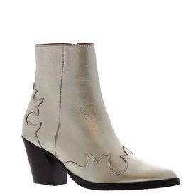 Tango Shoes Ella western boots - goud!