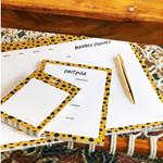 Studio Stationery - kantoormateriaal Notepad - to do en stuff