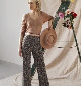 Free/quent Broek met bloemenprint