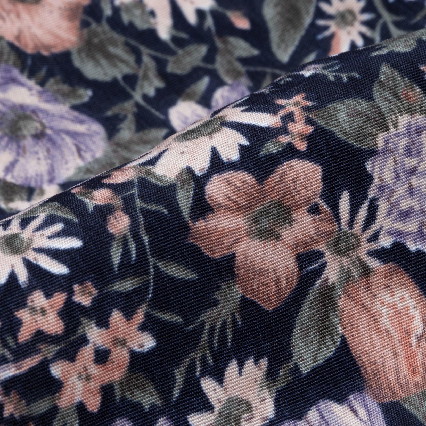 Free/quent Zalige broek, met leuke frisse bloemenprint. Bredere pijpen