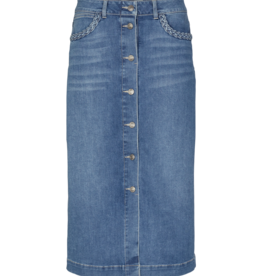 Free/quent Jeans rok - Chleo