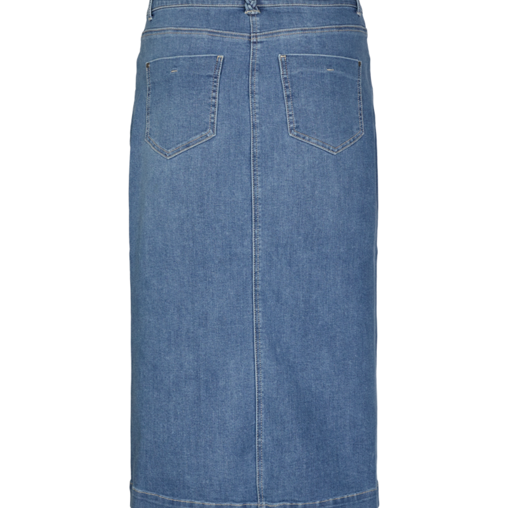 Free/quent Vintage look jeans rok!