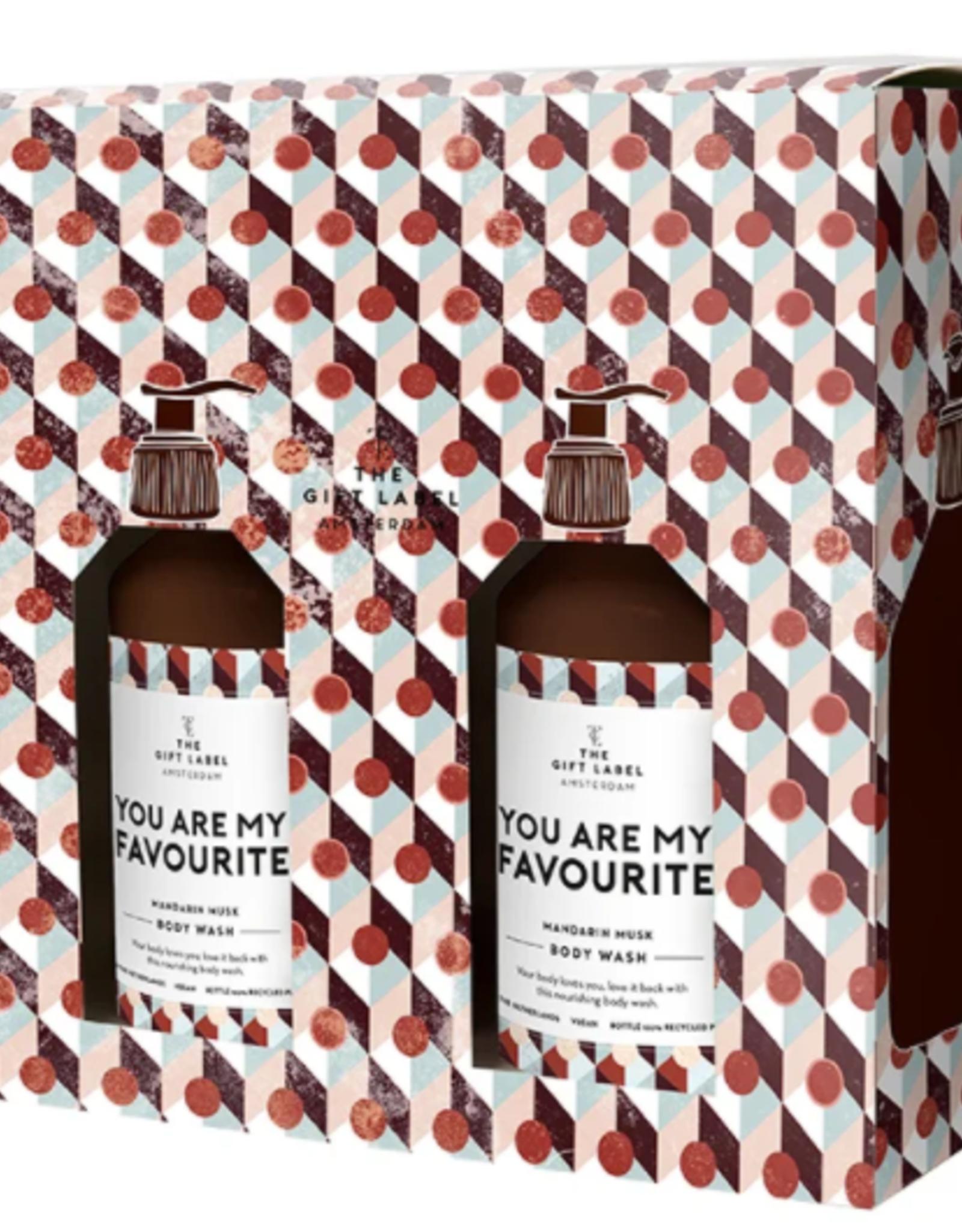 The Gift Label Verwenpakket: van the gift label! Met een toffe slogan