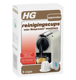 HG HG REINIGINGSCUPS VOOR NESPRESSO MACHINES 1ST