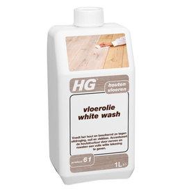 HG HG HOUTEN VLOEREN VLOEROLIE WHITE WASH (HG PRODUCT 61) 1L