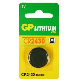 GP GP KNOOPCEL CR2450 LITHIUM 3V