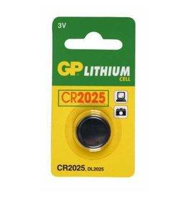 GP GP KNOOPCEL CR2025 LITHIUM 3V