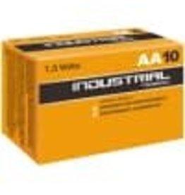 DURACELL DURACELL INDUSTRIEEL  AA LR6/MN1500 per STUK