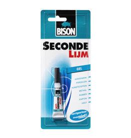 BISON BISON SECONDELIJM GEL TUBE 3 GR.