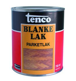 TENCO TENCO BLANKE PARKETLAK ZIJDEMAT 0.75L