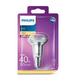 PHILIPS ? PHILIPS LED CLASSIC REFL-LAMP R50 40W E14 WARMWIT
