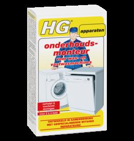 HG HG ONDERHOUDSMONTEUR VOOR WAS- EN VAATWASMACHINES 200ML