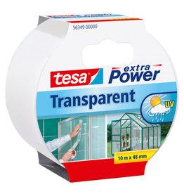 TESA EXTRA POWER UNIVERSAL TAPE TRANSPARANT 10 M X 48 MM