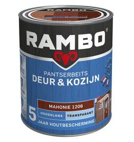 RAMBO RAMBO PB HG TRANSP MAHONIEHOUT 1206 750 ML