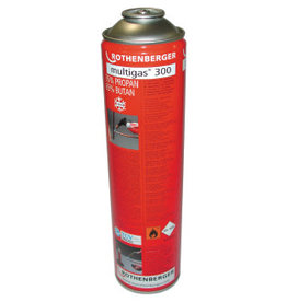 ROTHENBERGER GASVULLING MULTIGAS300 03.5510