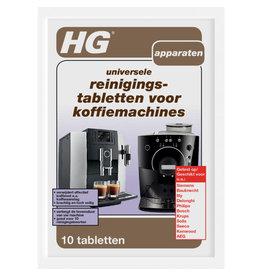 HG HG UNIVERSELE REINIGINGSTABLETTEN VOOR KOFFIEMACHINES