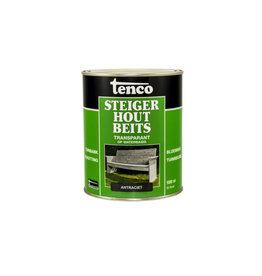 TENCO TENCO ANTRACIET STEIGERHOUTBEITS  1L