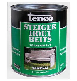 TENCO WHITEWASH STEIGERHOUTBEITS  1L