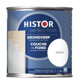 HISTOR HISTOR PERFECT FINISH GRONDVERF ACRYL WIT 250 ML