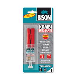 BISON BISON 2-COMPONENTENLIJM KOMBI SNEL® 24 ML