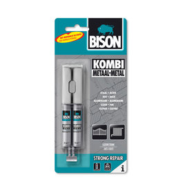 BISON B KOMBI-METAAL 2 X 24ML