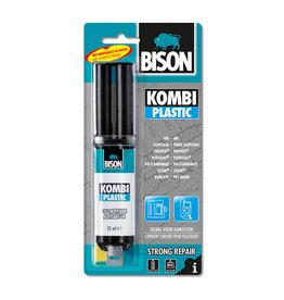 BISON 2-COMPONENTENLIJM KOMBI PLASTIC 25